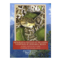 Amphibians & Reptiles of the Sierra Tarahumara of Chihuahua, Mexico by Julio A Lemos Espinal