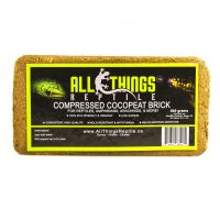 Premium Compressed CocoPeat Brick 600 grams