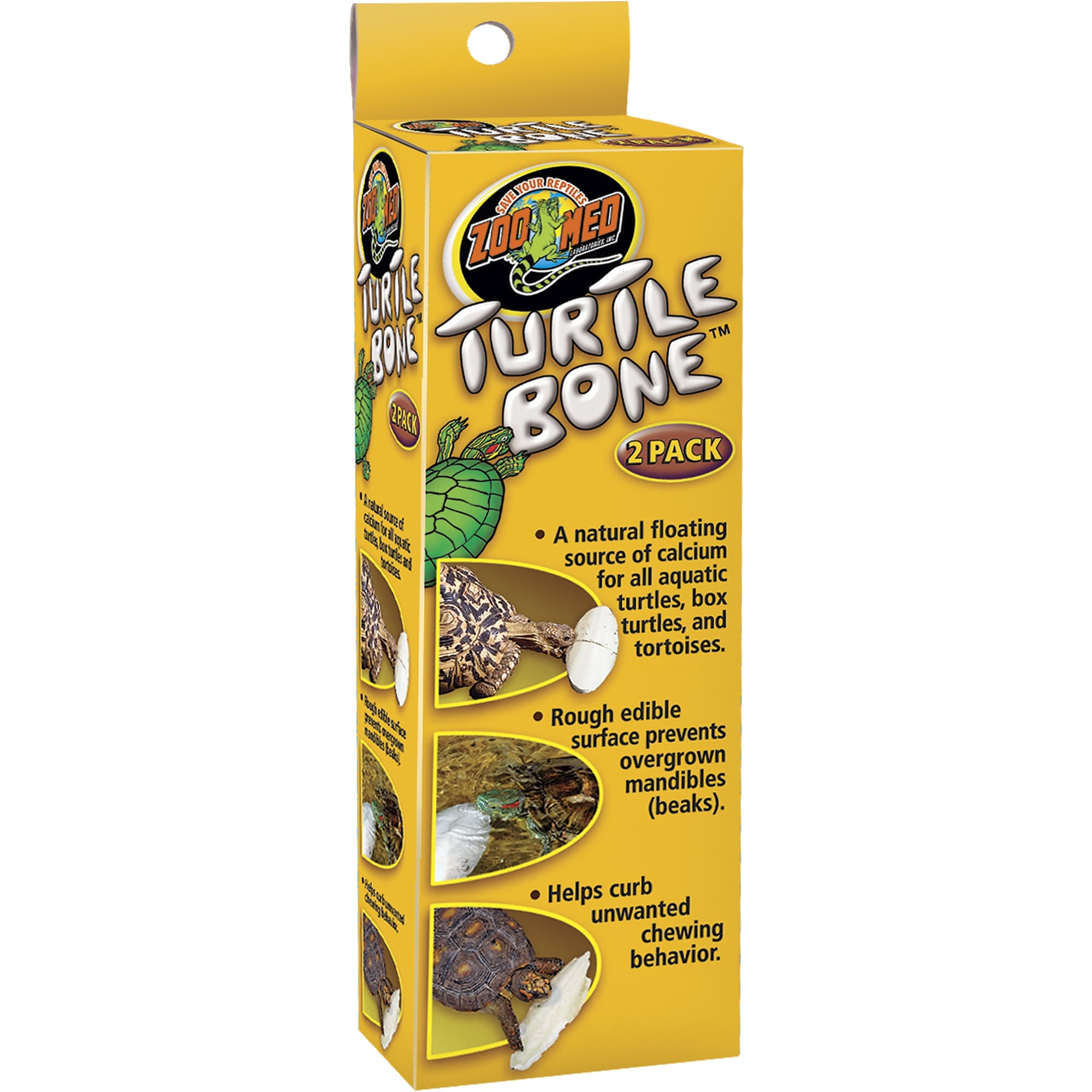 Turtle Bone (2pk)-ZooMed