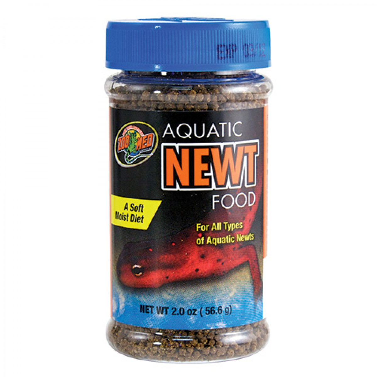Aquatic Newt Food 2 oz -ZooMed