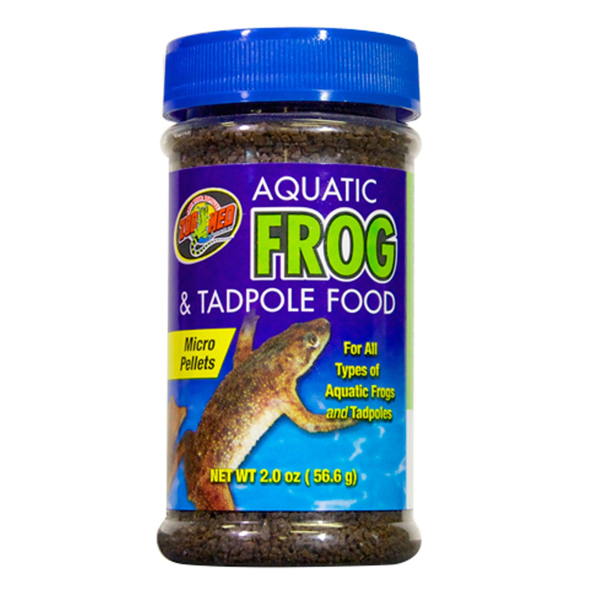 Aquatic Frog and Tadpole Food 2 oz-ZooMed