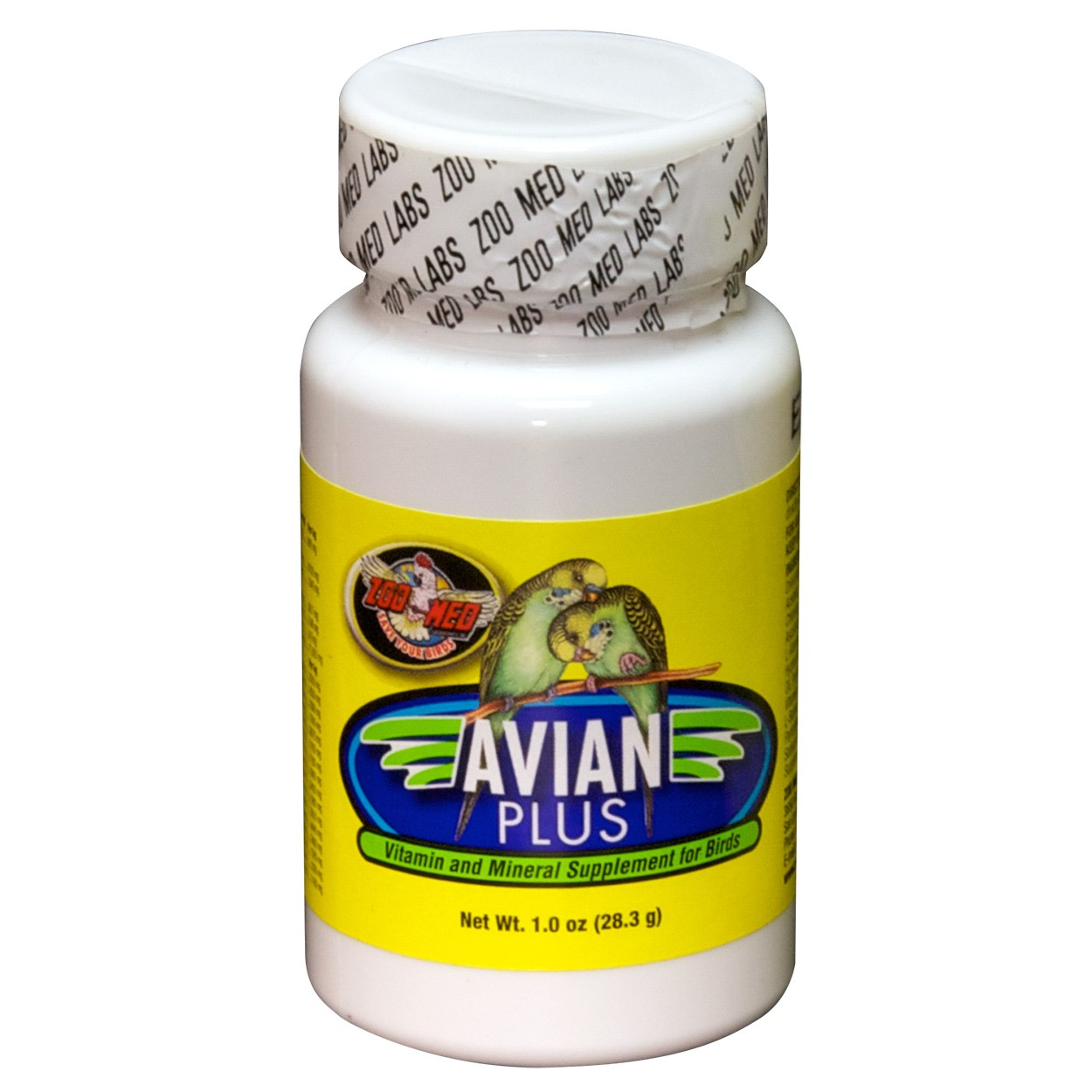 Avian Plus Vitamin & Mineral Supp. 1 oz-ZooMed