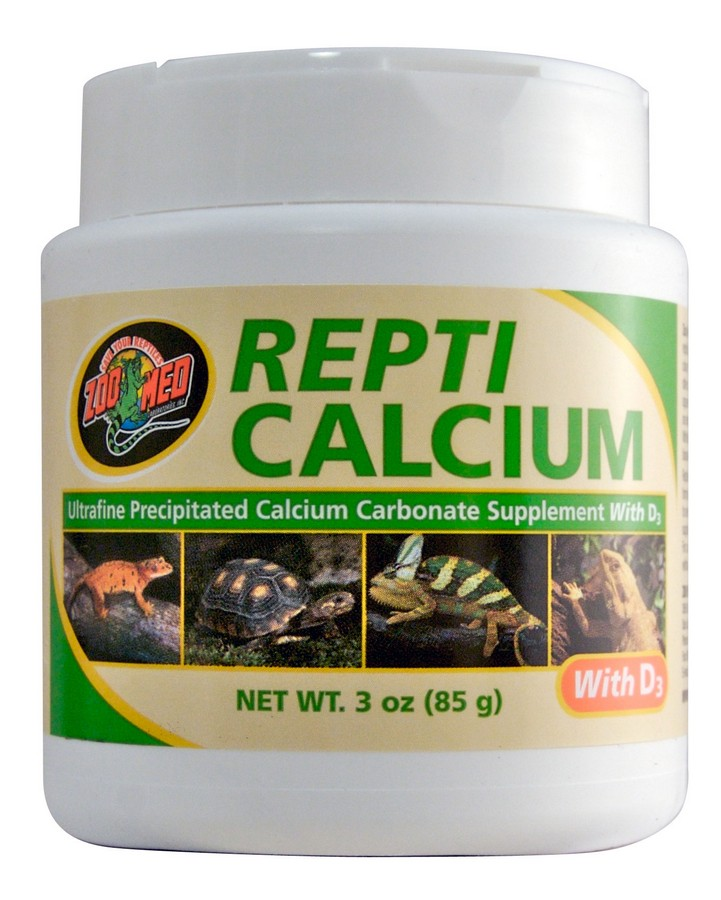 ReptiCalcium \ With D3 3oz-ZooMed