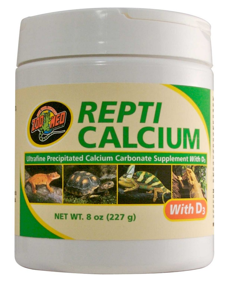 ReptiCalcium \ With D3 8oz-ZooMed
