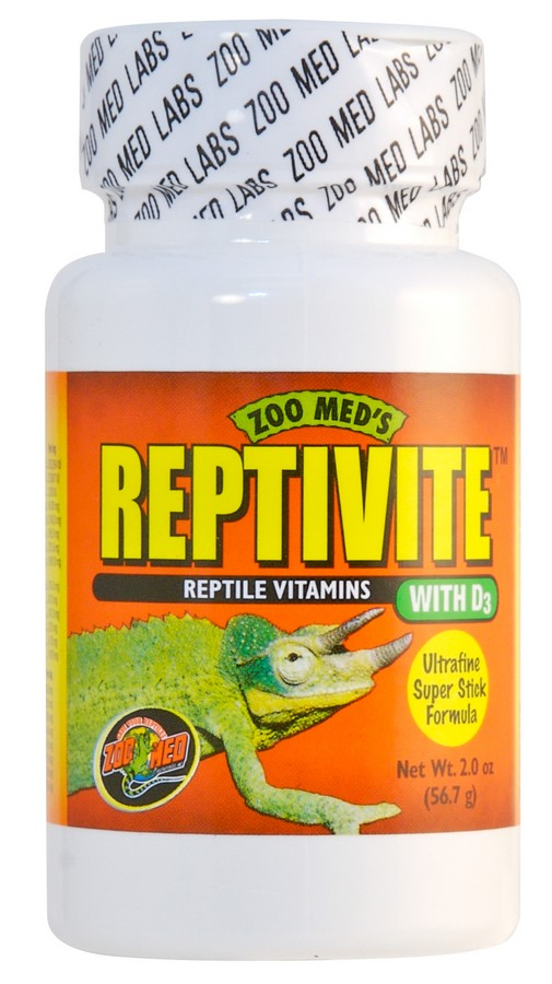ReptiVite \ With D3 2oz-ZooMed