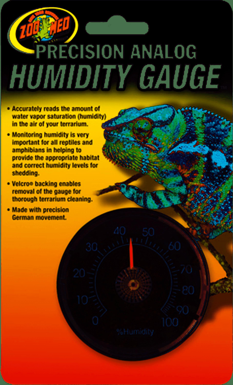 Analog Humidity Gauge-ZooMed