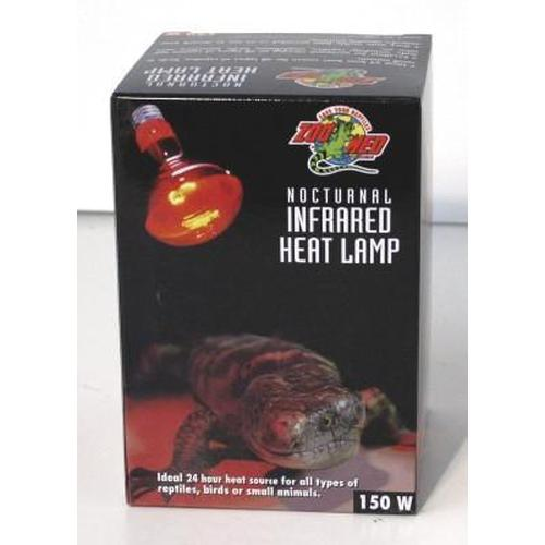Red Infrared Heat Lamp 150w -ZooMed