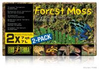 Exo Terra Forest Plume Moss, 500g-V