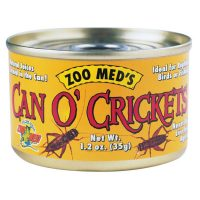 Can O' Crickets 1.2oz -ZooMed