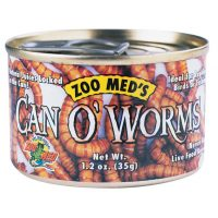 Can O' Worms 1.2oz -ZooMed