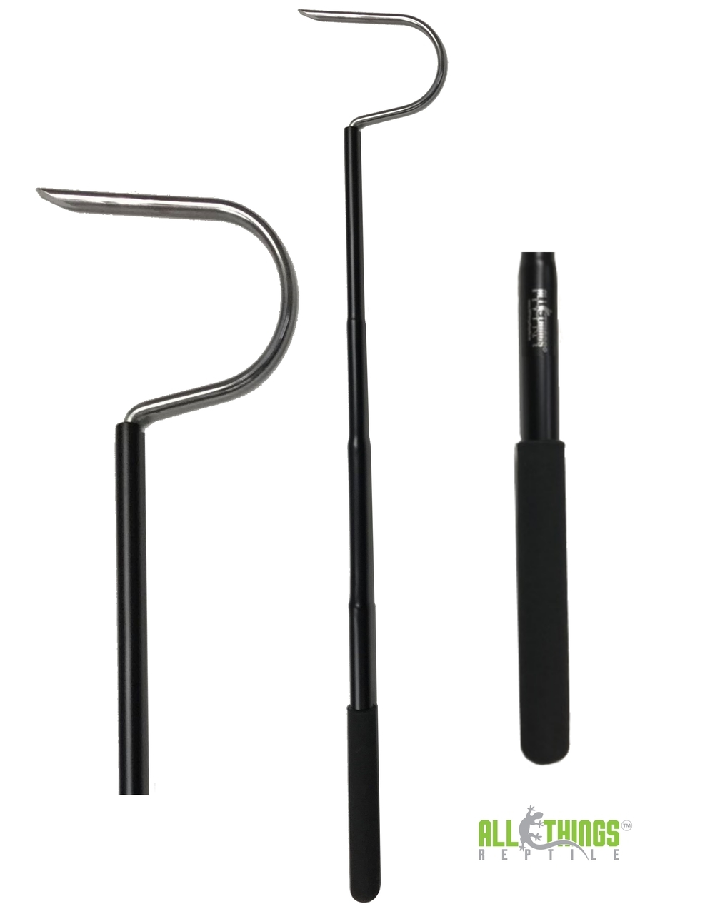 ATR Black Hook 30″ w/ Comfort Grip