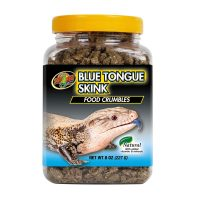 Blue Tongue Skink Food 8oz -ZooMed