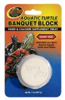 TURTLE BANQUET BLOCK GIANT – ZOO MED