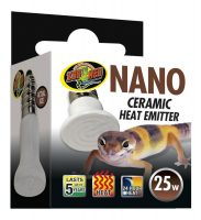 25w Nano Ceramic Heat Emitter Zoo Med