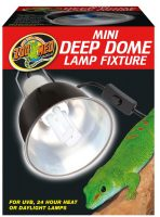 Mini Deep Dome Lamp-ZooMed