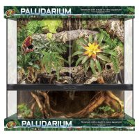 Double Door Terrarium 36x18x36-ZooMed