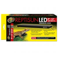 "ReptiSun LED Fixture 9-13""-ZooMed"