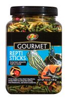 Gourmet ReptiSticks 4.5oz -ZooMed