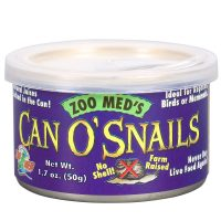 Can O' Snails 1.7oz -ZooMed
