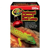 100w Red Infrared Heat Lamp – Zoo Med