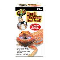 75w Repti Basking Spot Lamp Zoo Med