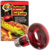 75w Red Infrared Heat Lamp – Zoo Med