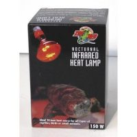 150w Red Infrared Heat Lamp – Zoo Med