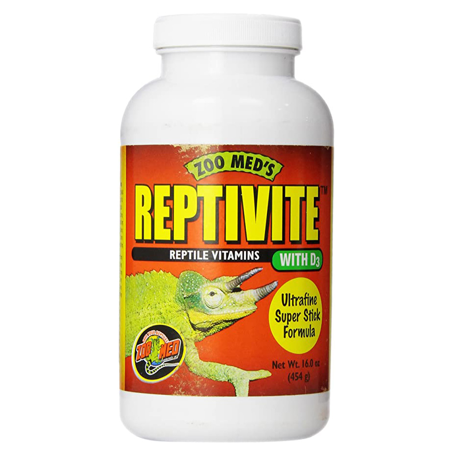 ReptiVite With D3 16oz – Zoo Med