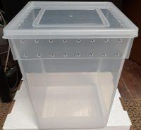 REPTILE STACKABLE BOX HIGH TOP